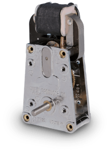 Picture of the model 400 AC gear motor