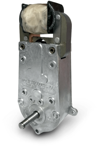 Picture of the model 440 AC gear motor