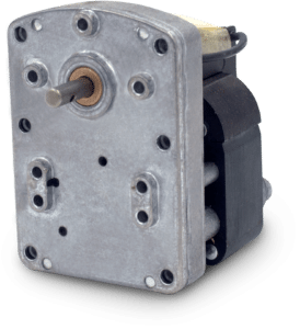 Picture of the model 6000 AC gear motor